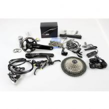SHIMANO XT M8050 DI2 GROUPSET - 1 X 11 SPEED - INC DISC BRAKES